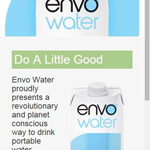 "Envo Water ""Do a Little Good"""