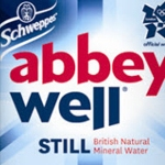 Schweppes Abbey Well Celebrates British Heritage with Olympic Games Rebrand